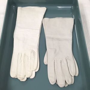 Accessories - 2 Pair Leather Gloves